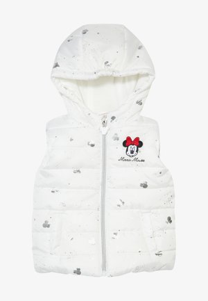 WAISTCOAT MINNIE - Veste sans manches - brilliant white