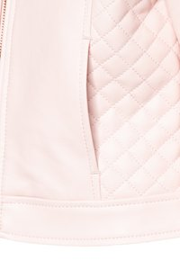 OVS - Faux leather jacket - crystal rose - 3