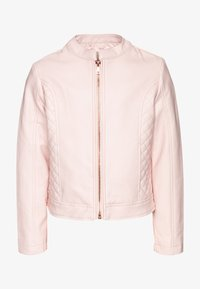 OVS - Faux leather jacket - crystal rose - 0