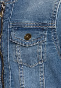 OVS - FULL ZIP - Giacca di jeans - ensign blue - 2