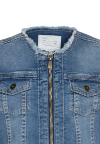 OVS - FULL ZIP - Giacca di jeans - ensign blue - 3