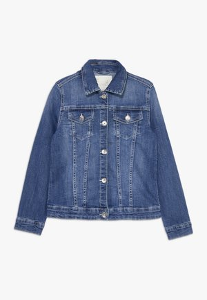 Denim jacket - ensign blue