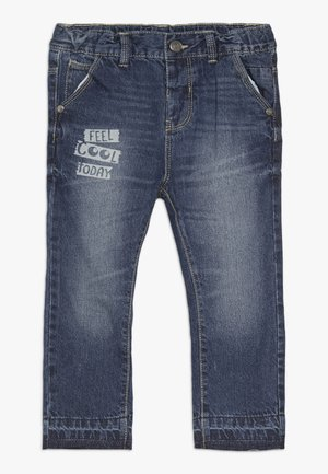 BABY PANTS - Jeans Skinny - bleached denim