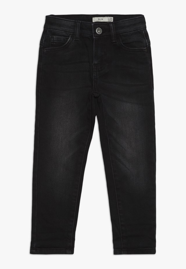 Jeans slim fit - medium black