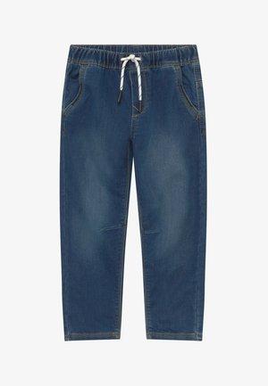 Jeans baggy - medium blue