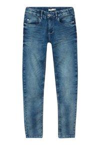 OVS - PREMIUM SLIM FIT - Jean slim - dark blue - 0