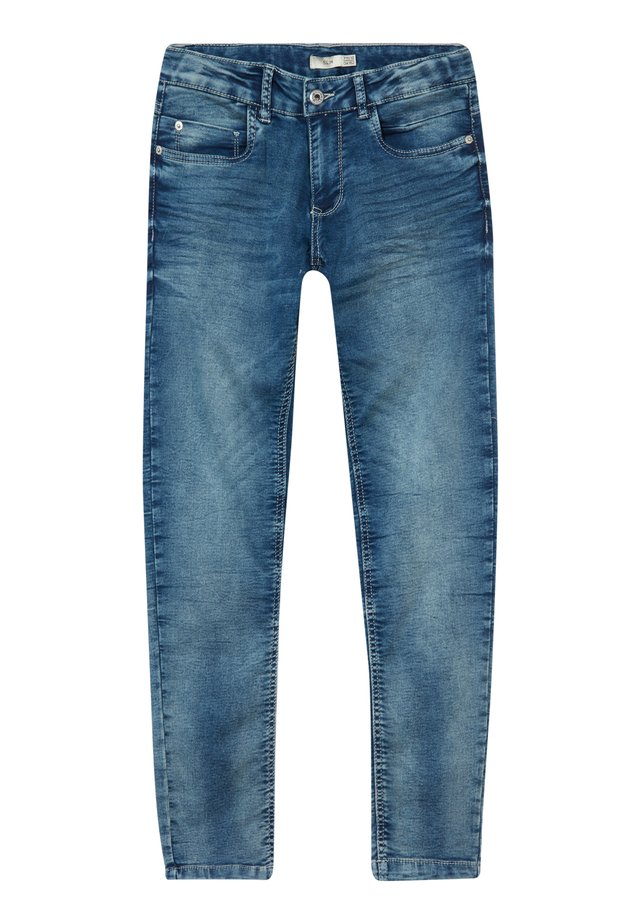 PREMIUM SLIM FIT - Slim fit jeans - dark blue