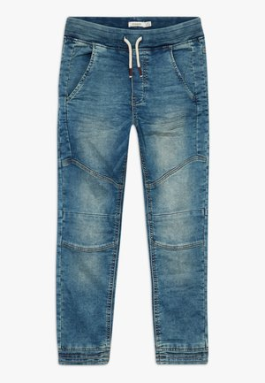 PREMIUM - Slim fit jeans - blue denim