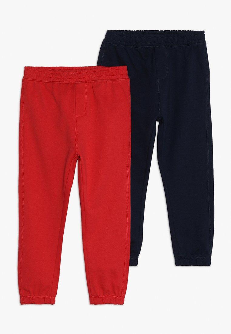 OVS - PANT 2 PACK - Broek - red/blue