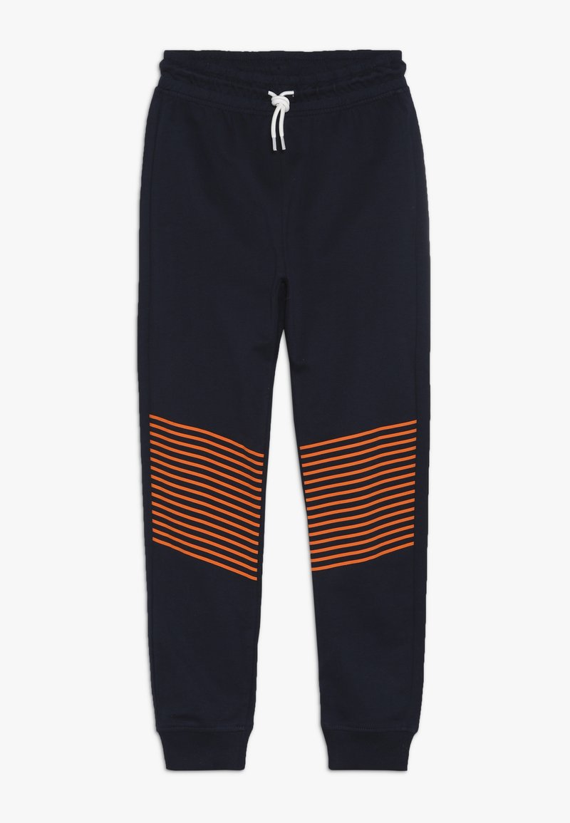 OVS - PANT - Träningsbyxor - navy blazer