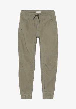Trousers - desert taupe