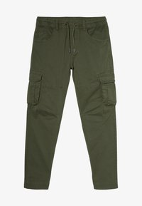 OVS - CARGO GMT DYED - Cargo trousers - rifle green - 3