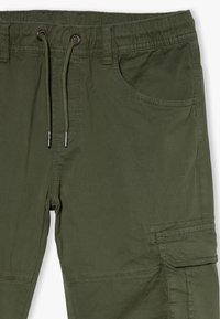 OVS - CARGO GMT DYED - Cargo trousers - rifle green - 2