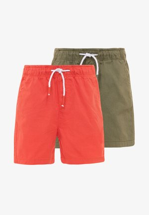 2 PACK - Shorts - fiesta/mayfly
