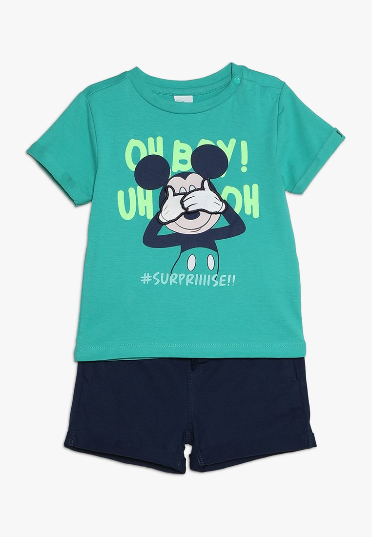 OVS - BABY JOGGING SET - Shorts - mint leaf