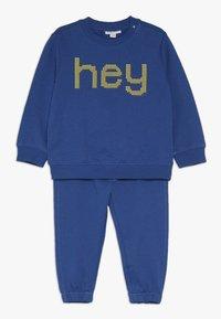 OVS - BABY JOGGING SET - Sweatshirt - classic blue - 0