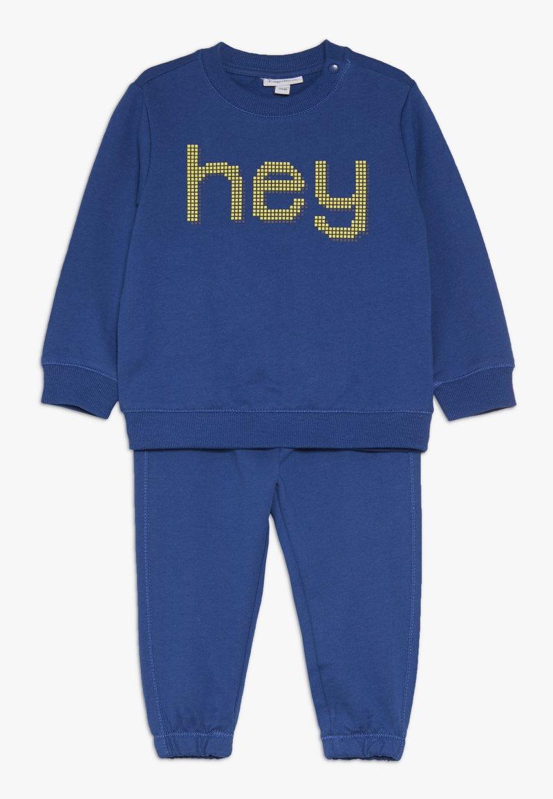 OVS - BABY JOGGING SET - Sweatshirt - classic blue
