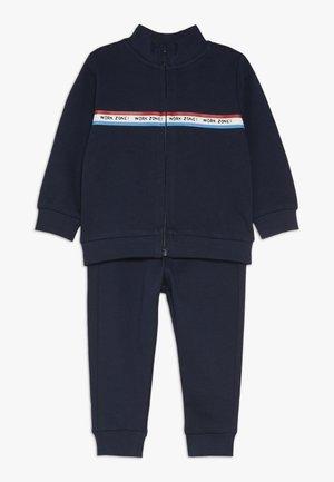 BABY FULL ZIP SET - Zip-up hoodie - dress blues