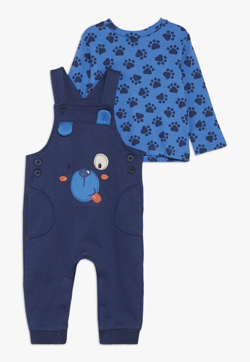 OVS - BABY OVERALL SET  - Salopette - estate blue
