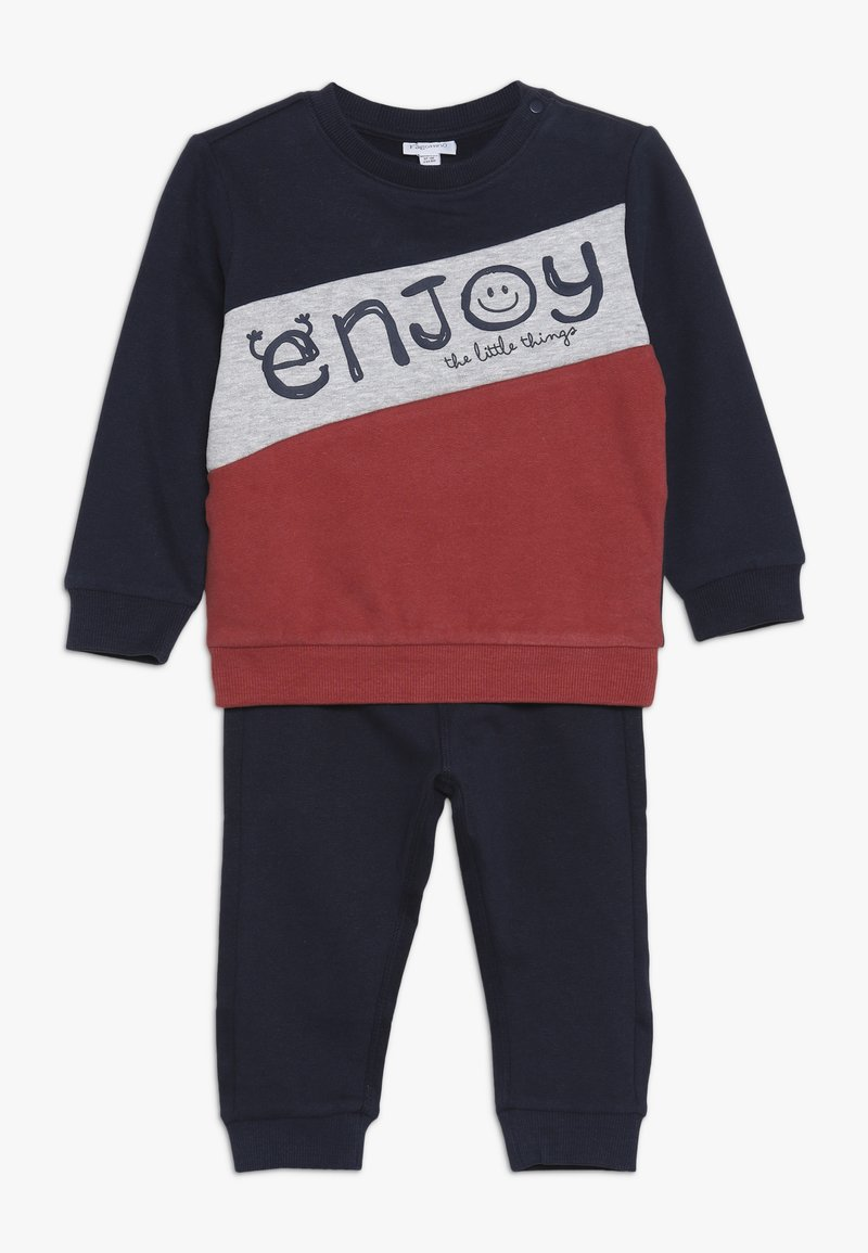 OVS - BABY JOGGING SET - Sweater - midnight navy