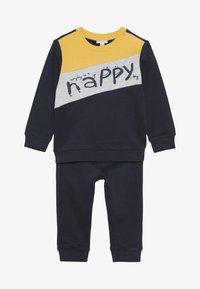 OVS - BABY JOGGING SET - Sweatshirt - midnight navy - 3