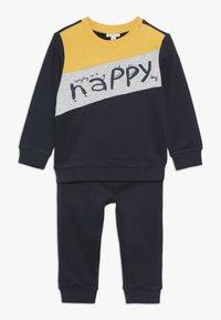 OVS - BABY JOGGING SET - Sweatshirt - midnight navy - 0