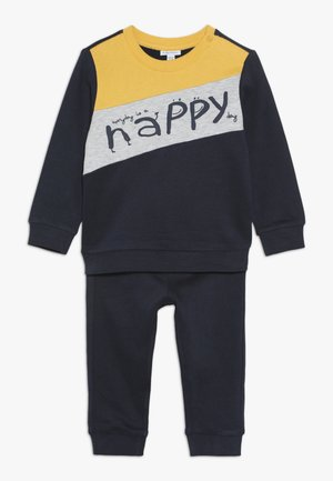 BABY JOGGING SET - Sweatshirt - midnight navy