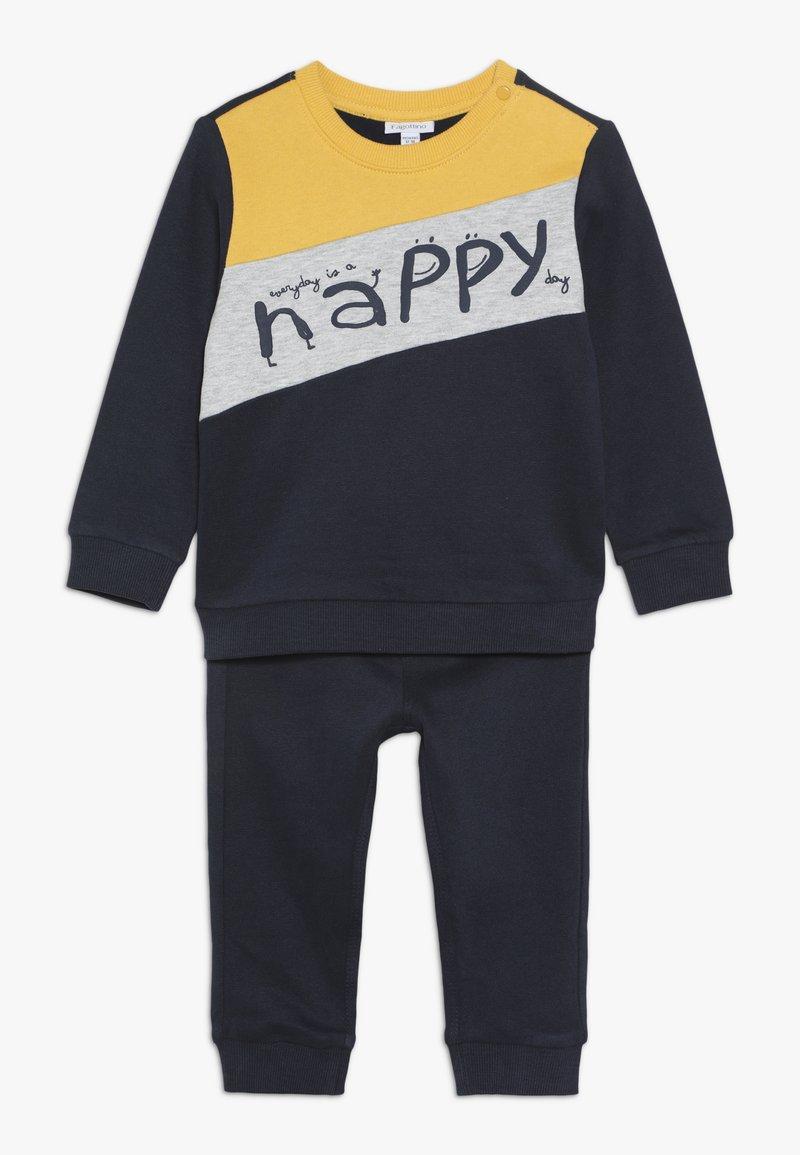 OVS - BABY JOGGING SET - Sweatshirt - midnight navy