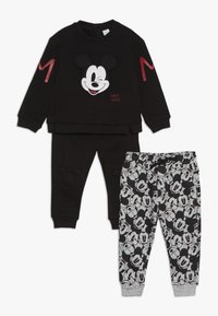 OVS - BABY SET - Tuta - black bean - 0