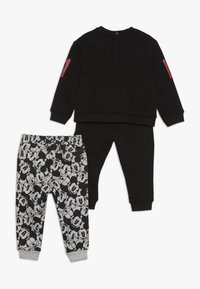 OVS - BABY SET - Tuta - black bean - 1