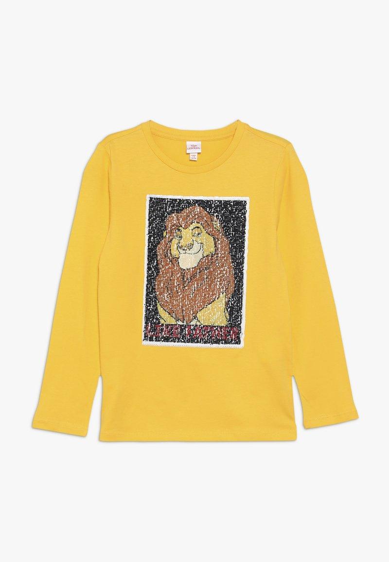 OVS - KING - Langærmede T-shirts - old gold