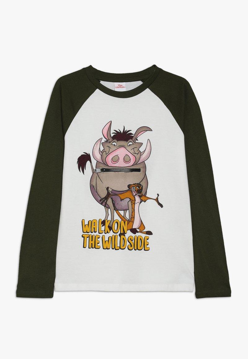 OVS - KING - Langærmede T-shirts - coconut milk