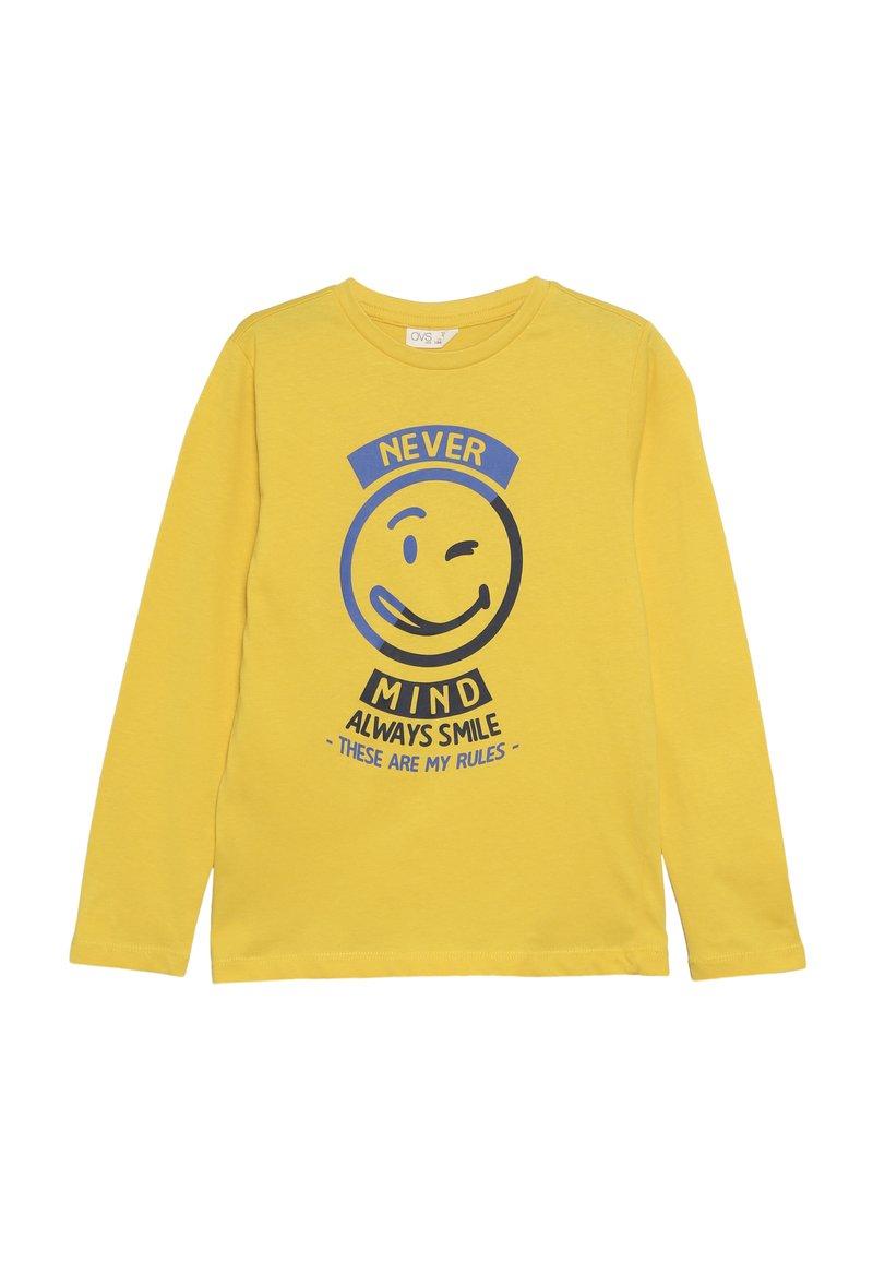 OVS - Långärmad tröja - empire yellow