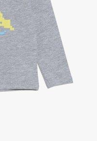 OVS - BABY 2 PACK - Bluzka z długim rękawem - vapor blue/aspen gold - 4