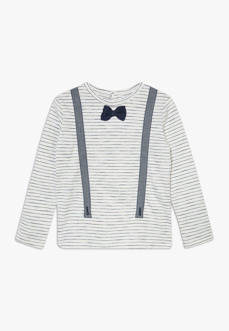 OVS - T-shirt à manches longues - blanc de blanc