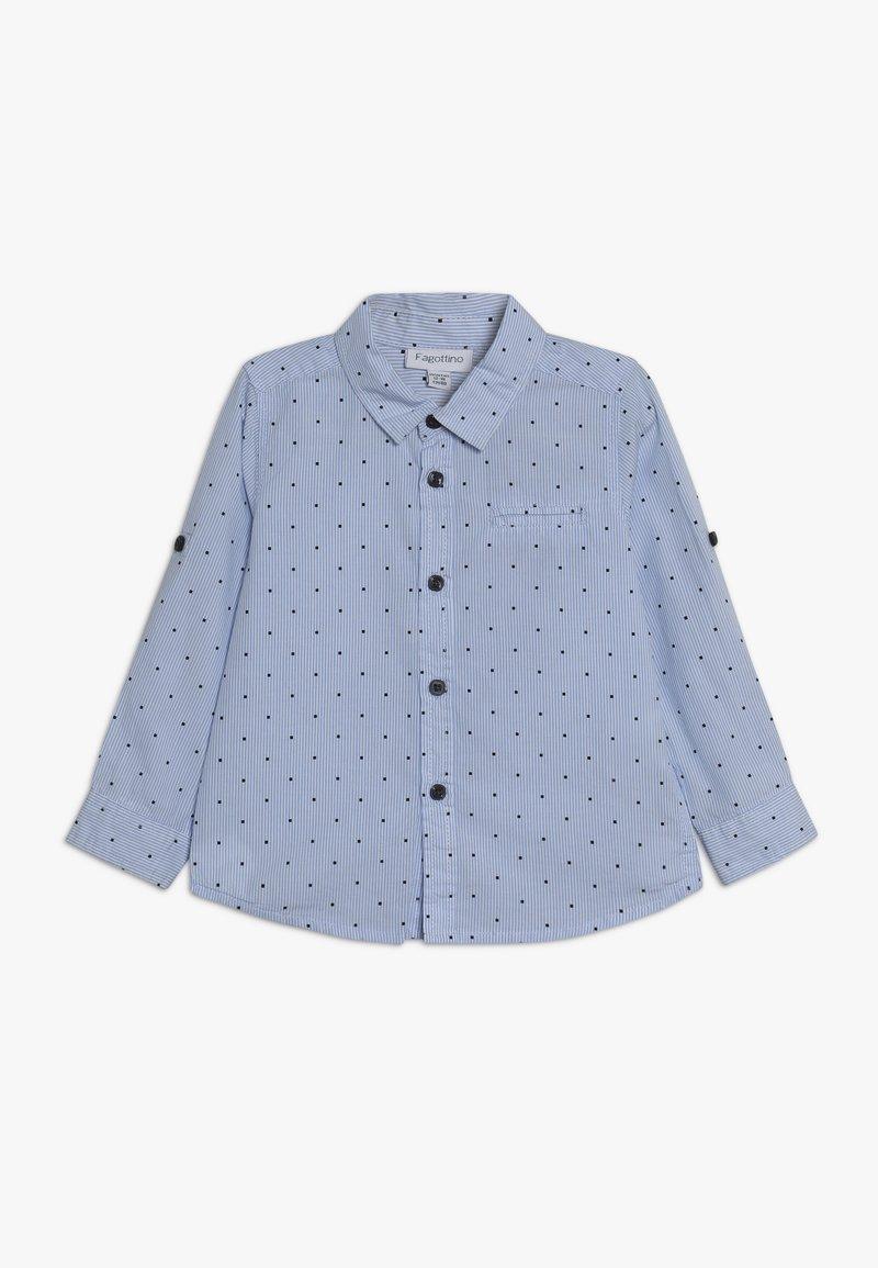 OVS - BABY STRIPES PRINT - Skjorte - blue