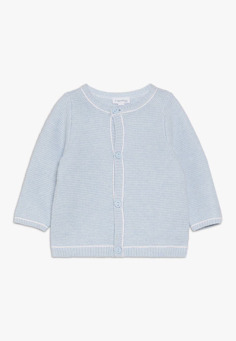 OVS - BABY TRICOT - Gilet - dream blue