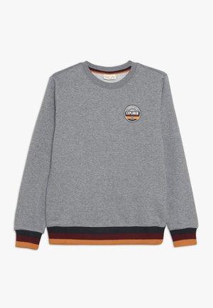 Sweater - medium grey melange