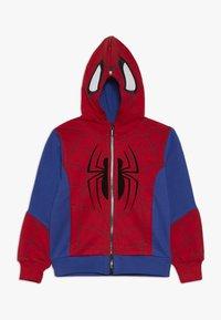 OVS - FULL ZIP SPIDERMAN  - veste en sweat zippée - haute red - 0