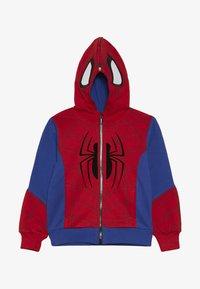 OVS - FULL ZIP SPIDERMAN  - veste en sweat zippée - haute red - 2