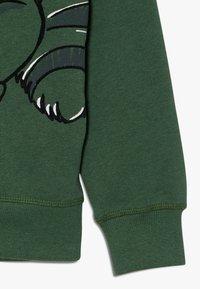 OVS - MASCHERINA - Sweater - dark green - 3