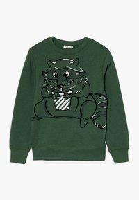 OVS - MASCHERINA - Sweater - dark green - 0