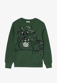 OVS - MASCHERINA - Sweater - dark green - 4