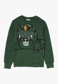 OVS - MASCHERINA - Sweater - dark green - 2
