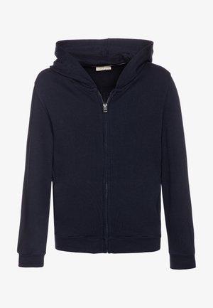 FULL ZIP BASICA - Hoodie met rits - navy blazer