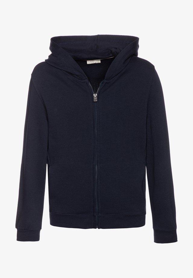 FULL ZIP BASICA - Felpa aperta - navy blazer