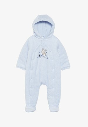 BABY PADDED ROMPER - Overal - dream blue