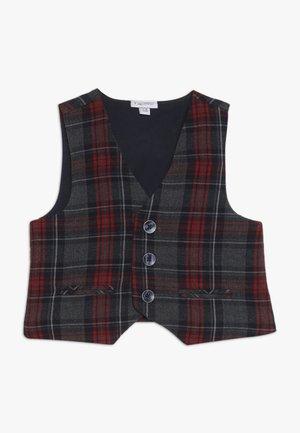 BABY CHECKS GILET - Vest - navy blazer