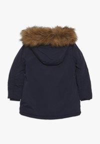 OVS - HOOD - Winter coat - navy blazer - 1