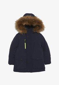 OVS - HOOD - Winter coat - navy blazer - 4